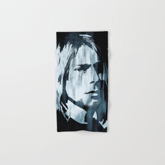 Kurt# Cobain#Nirvana Hand & Bath Towel
