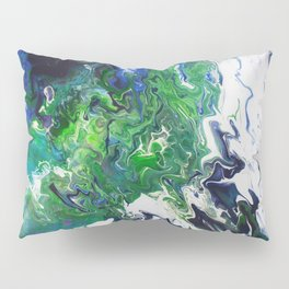 Arctic Moss Pillow Sham