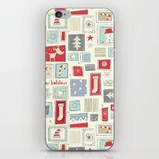 Noel iPhone & iPod Skin