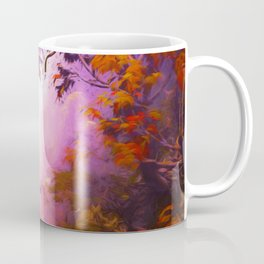 Autumnal Landscape Coffee Mug