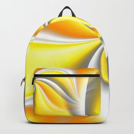 Turn Around (yellow) Backpack