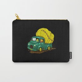 trucks and luggage Carry-All Pouch