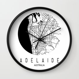 Adelaide Round Wall Clock