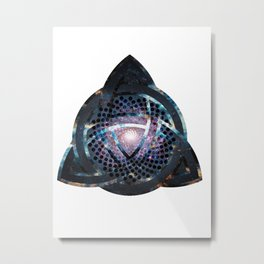 Sacred Geo Metal Print