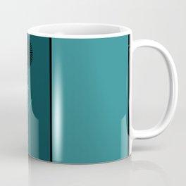 Yoga Blue Coffee Mug