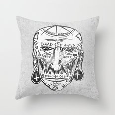 REAL SWELL GUY Throw Pillow