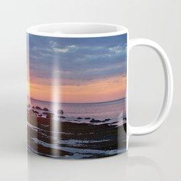 Sunset under Stormy Skies Coffee Mug