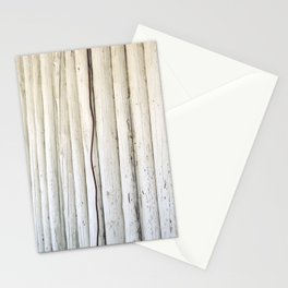 Wire on Wood Stationery Cards