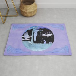 THE WATER MAGICIAN Rug