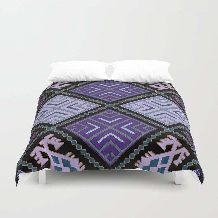 Pattern 025 Duvet Cover