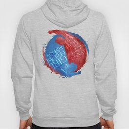 a boy from daxam - supervalor yinyang Hoody