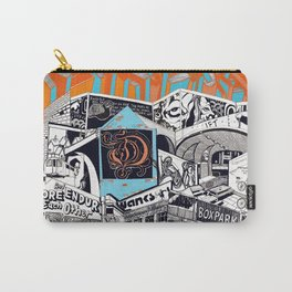 Shoreditch London  Carry-All Pouch