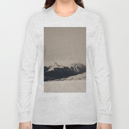 Mont Blanc vintage Long Sleeve T-shirt