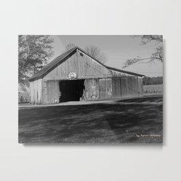 Barn Collection 1 Metal Print