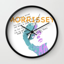 THE SMITHS 3 Wall Clock