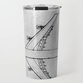 BOEING 747 Travel Mug