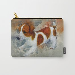 Jack Russell Carry-All Pouch