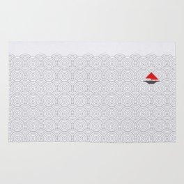 japanese inspiration (pattern) Rug