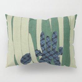 Japanese Iris Pillow Sham