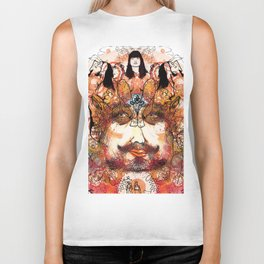 Wonderful Jinn Biker Tank