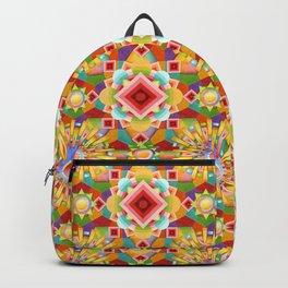 Art Deco Circus Backpack