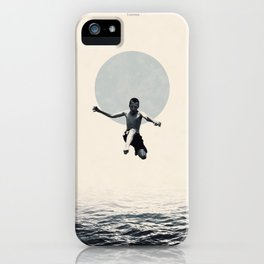 Jump in ... iPhone Case