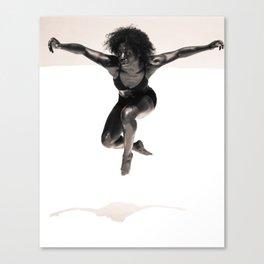 Natasha - Dancer Series 2 Canvas Print