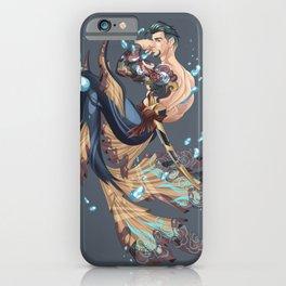 Merman iPhone Case