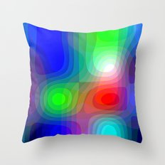 and i say that, and i say that Throw Pillow