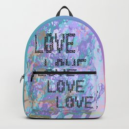 So Much Love to Give Backpack