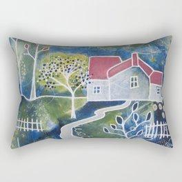 Trust Rectangular Pillow