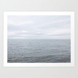 Nantucket Sound #03 Art Print