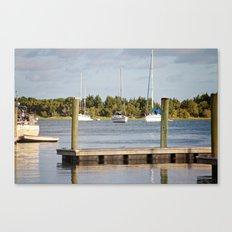 Beaufort, NC Canvas Print