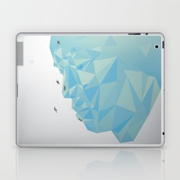 Shun–Challenge yourself Laptop & iPad Skin