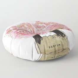 Pink Scented Floor Pillow