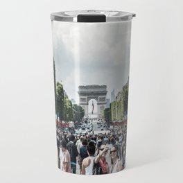 Avenue des Champs-Élysées - 14 July Travel Mug