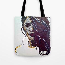Focused Tote Bag