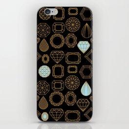 Gems #3 iPhone Skin