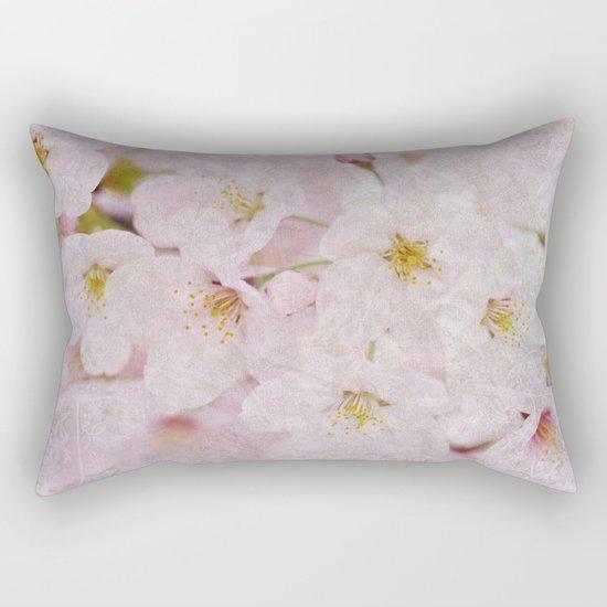 Cherry Blossom #9 Rectangular Pillow