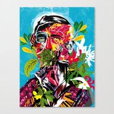 Human nature 02 Canvas Print
