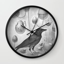 FRAGILE 2# Wall Clock