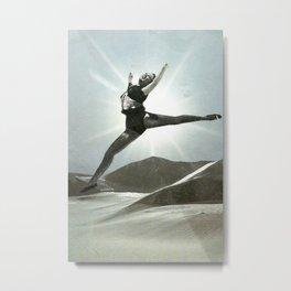 flying dance Metal Print