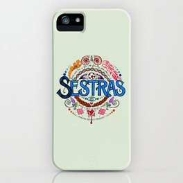 Sestras iPhone Case