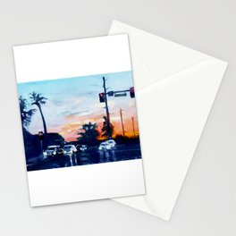 Triple Digits Stationery Cards