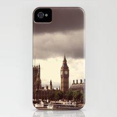Sherlock Lives iPhone (4, 4s) Slim Case