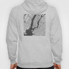 New York - Ink lines Hoody