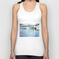 bali Tank Tops featuring I'm in Bali by ONEDAY+GRAPHIC
