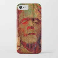 frankenstein iPhone & iPod Cases featuring frankenstein by Ganech joe