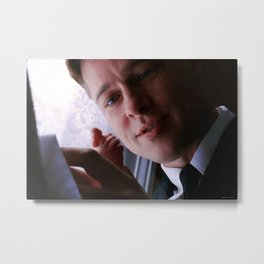 Brad Pitt in the film The Tree of Life (Terrence Malick - 2011) Metal Print