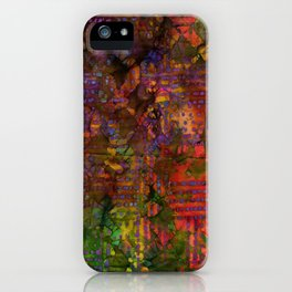 Fabric XII iPhone Case
